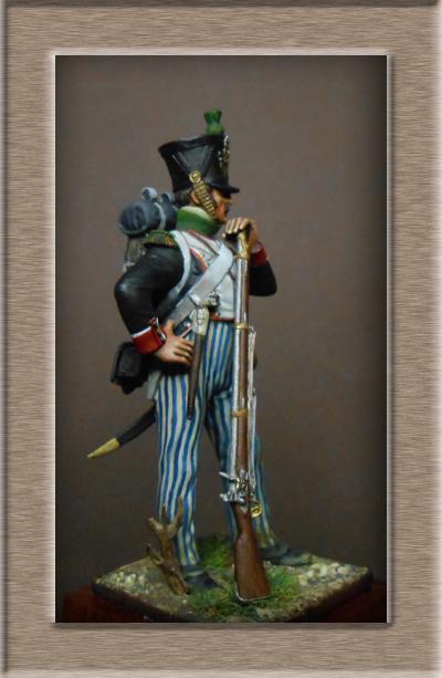 Vitrine Alain 2 Légion Portugaise .Grenadier1808-1814 Chronos Miniatures résine   54mm résin 54 mm ) - Page 7 Dscn1119