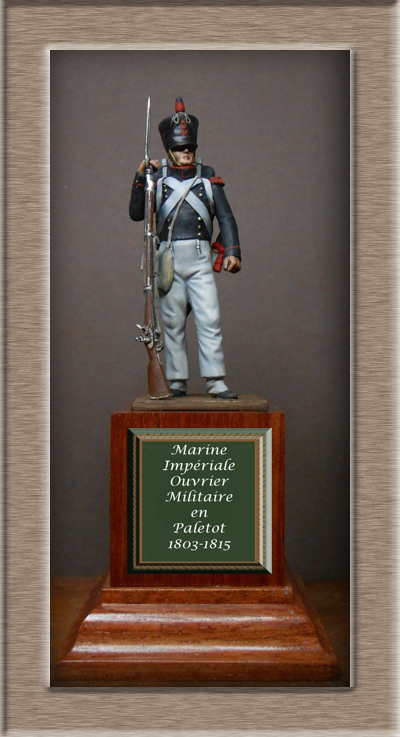 Vitrine Alain 2 Légion Irlandaise Carabinier 1808 SOGA Miniatures 54 mm ) - Page 8 Dscn1128