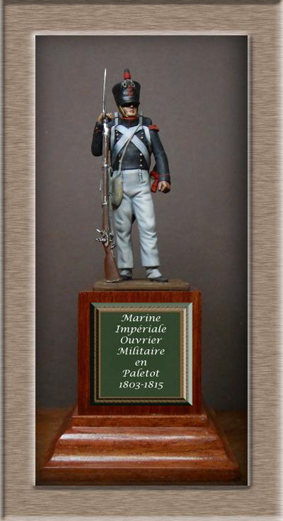 Ouvrier militaire marine Impériale 1803-1813 54 MM CONVERSION Dscn1130