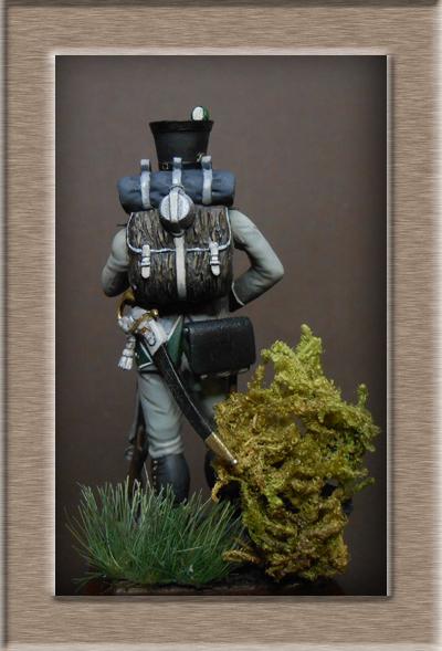Vitrine Alain 2 Légion Irlandaise Carabinier 1808 SOGA Miniatures 54 mm ) - Page 8 Dscn1526