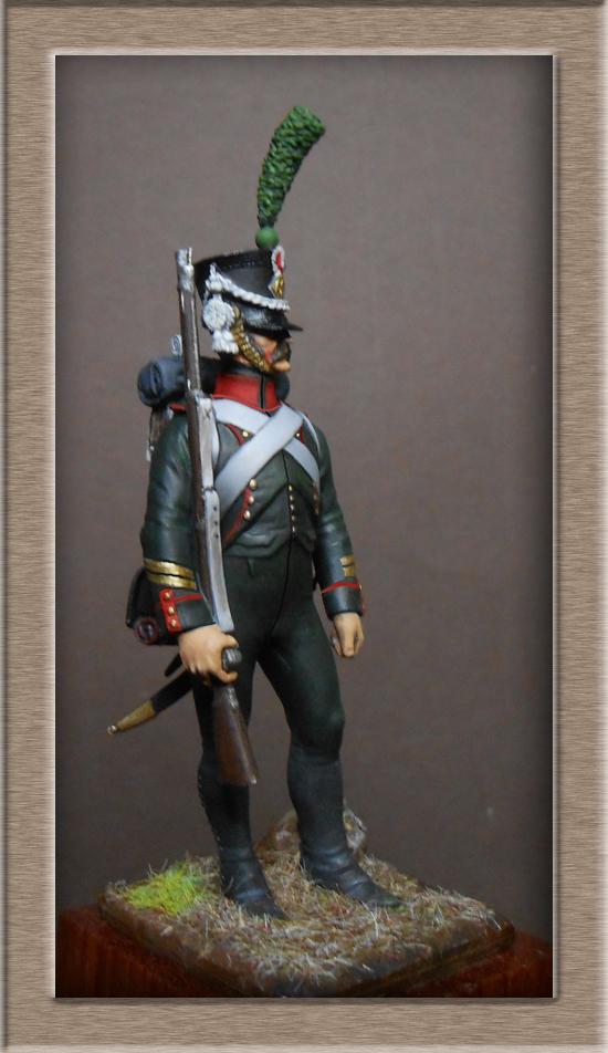 Chasseur du Régiment de Prusse 4e étranger et Grenadier du grand Duché de Clève -Berg  Dscn2423