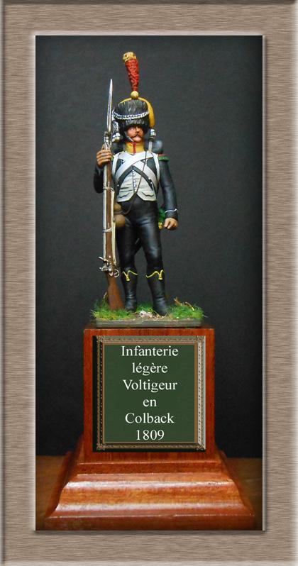 Vitrine Alain 2 Légion Irlandaise Carabinier 1808 SOGA Miniatures 54 mm ) - Page 10 Dscn3910