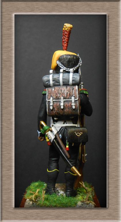 Vitrine Alain 2 Légion Irlandaise Carabinier 1808 SOGA Miniatures 54 mm ) - Page 10 Dscn3915