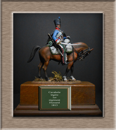 Cavalerie légère Hussard 1er Régiment 1812 Dscn4031
