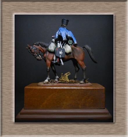 Cavalerie légère Hussard 1er Régiment 1812 Dscn4115