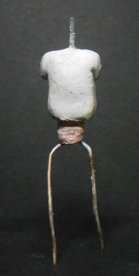 1ère sculpture figurine 1er empire 54mm Dscn4234