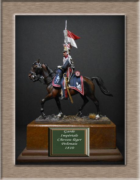 Chevau-léger Lancier Polonais de la Garde 1810. Dscn4429