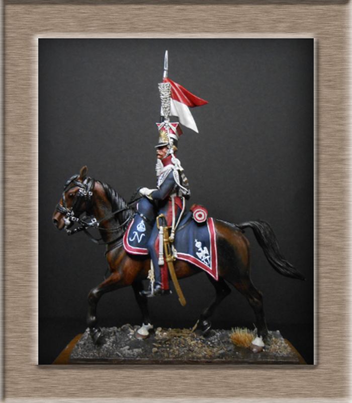 Vitrine Alain 2 Légion Portugaise .Grenadier1808-1814 Chronos Miniatures résine   54mm résin 54 mm ) - Page 14 Dscn4521