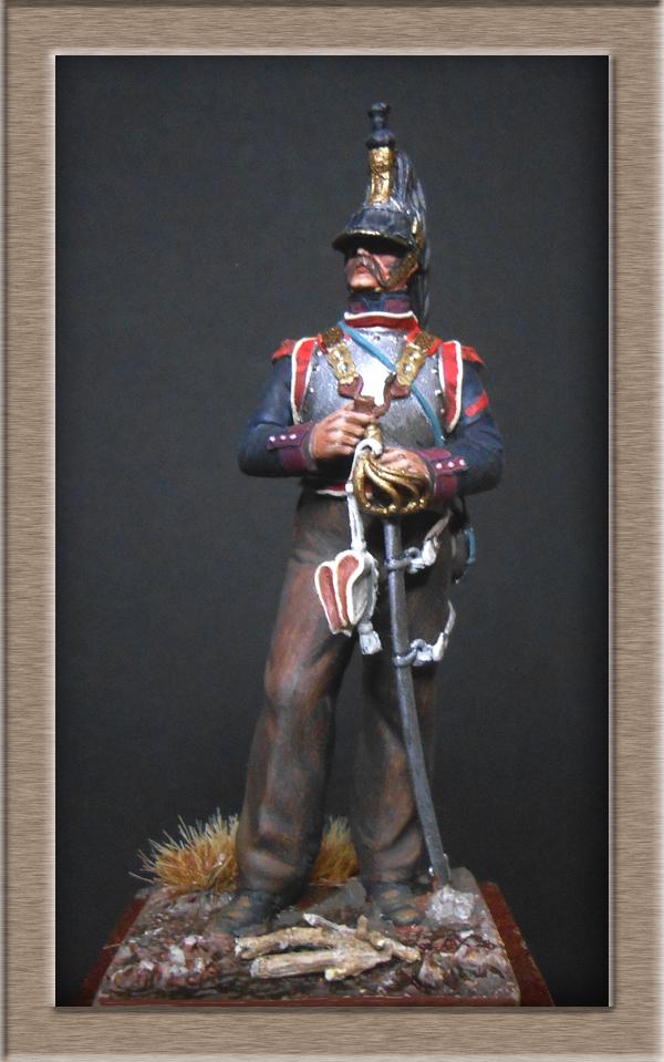 Vitrine Alain 2 Légion Portugaise .Grenadier1808-1814 Chronos Miniatures résine   54mm résin 54 mm ) - Page 14 Dscn4611