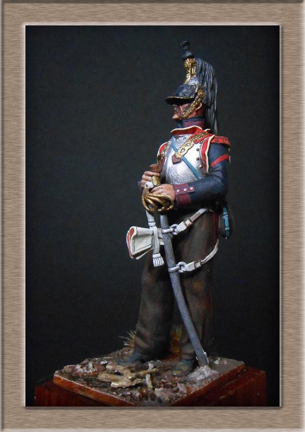 Vitrine Alain 2 Légion Portugaise .Grenadier1808-1814 Chronos Miniatures résine   54mm résin 54 mm ) - Page 14 Dscn4613