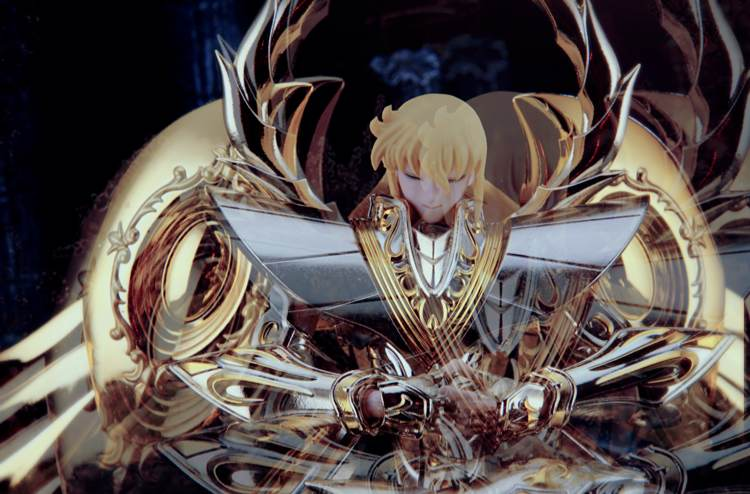 Galerie de la Vierge Soul of Gold (God Cloth) 443dac10