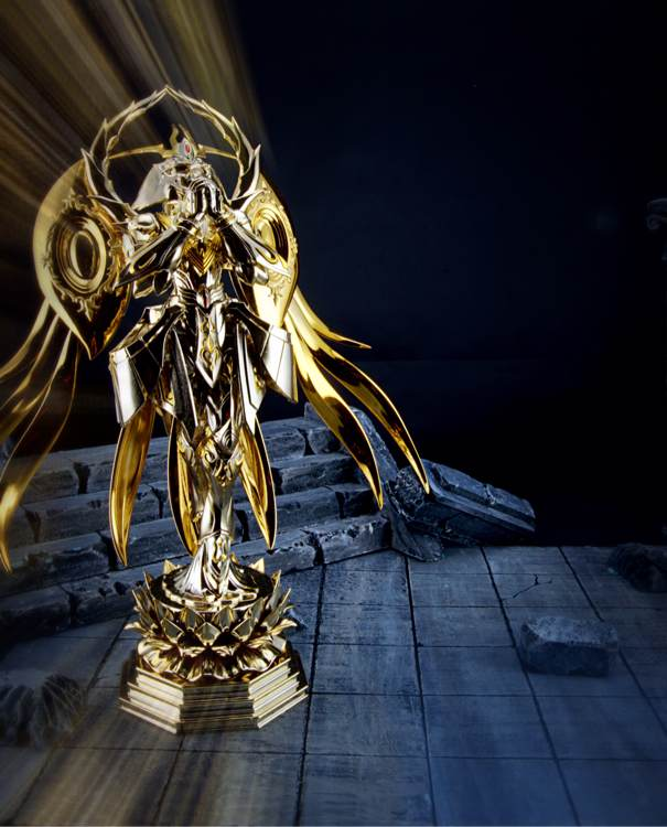 Galerie de la Vierge Soul of Gold (God Cloth) 9f5a6110