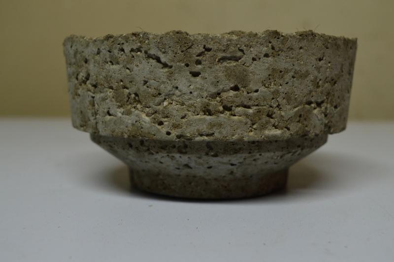 hypertufa (les pots d' pô) H310