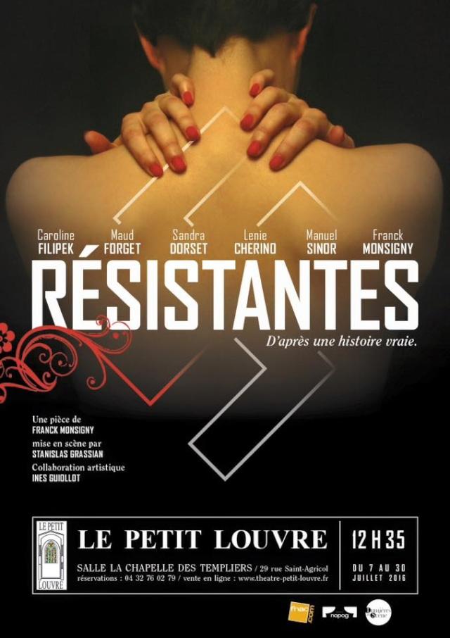 """[Thêatre] """"Résistantes"""" avec des Frenchnerdiens (2015) - Page 2 Rysita10"""