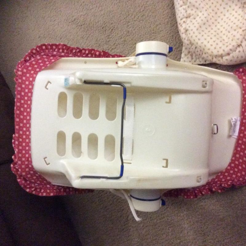 Kanga rocka roo vintage baby seat chair Image10