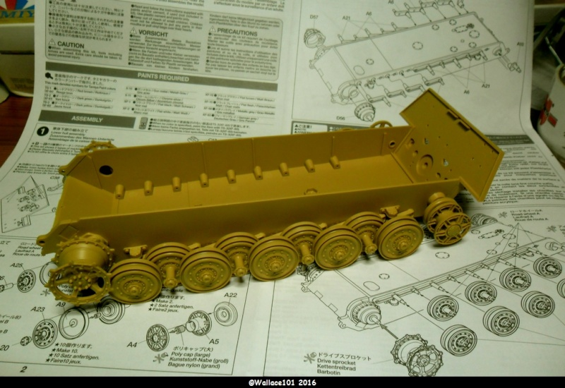 Jagdtiger Sd.Kfz.186 Tamiya, Aber, RB Model 1/35 Disposition??? - Page 2 Sam_1463