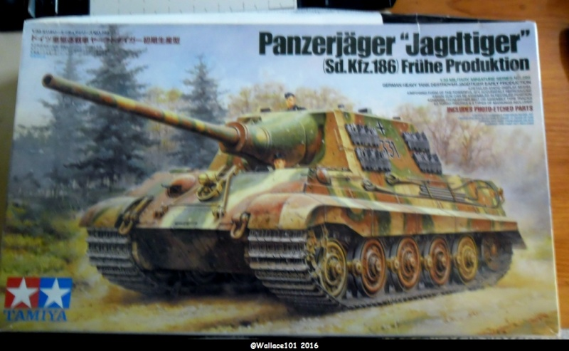 Jagdtiger Sd.Kfz.186 Tamiya, Aber, RB Model 1/35 Disposition??? Sans_t23