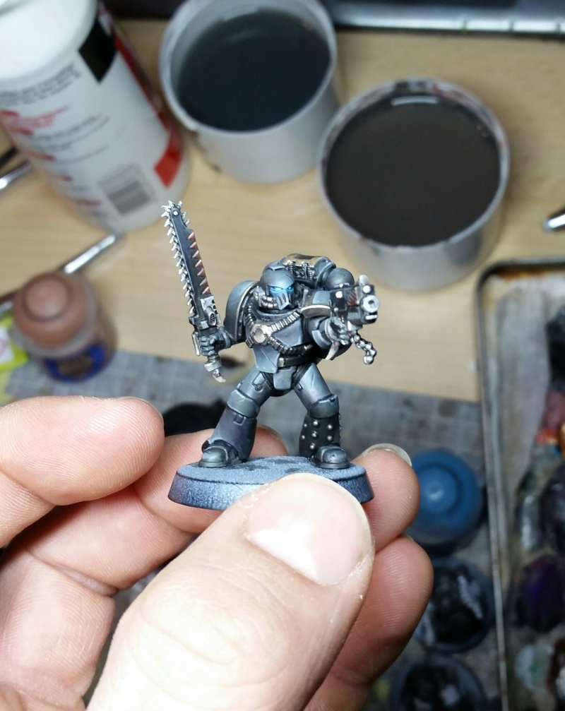 Armies on parade 2016 space wolves. 20160321