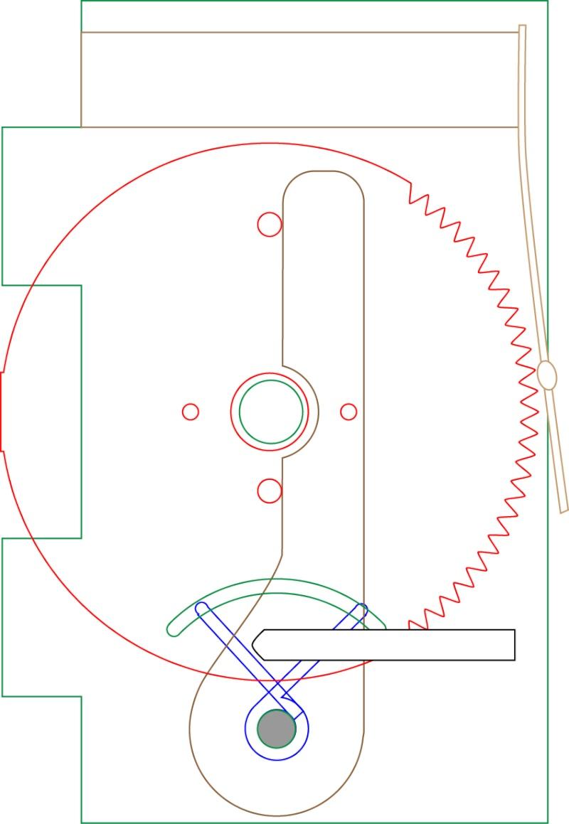 Adapting an Hitec R/C to model railways Design10