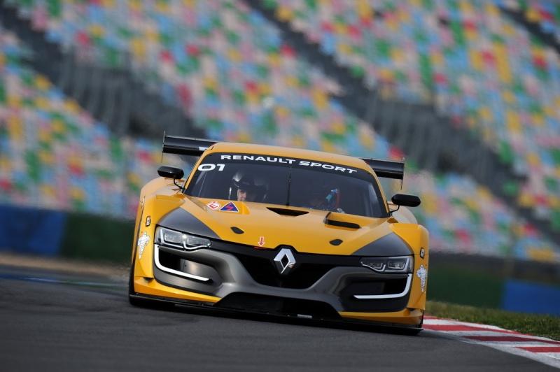 WTCC, GT3, prototypes, V8 supercars..... Renaul10