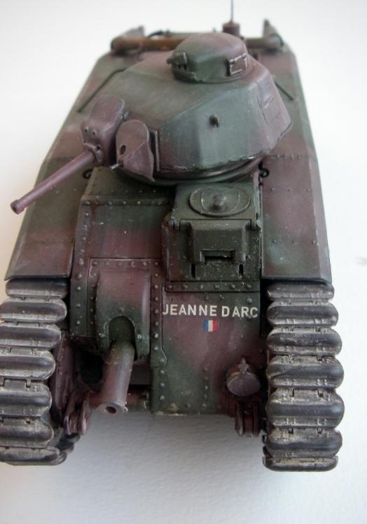 "B1 bis ""Jeanne d'Arc"" 1/35 Tamiya Imgp0016"