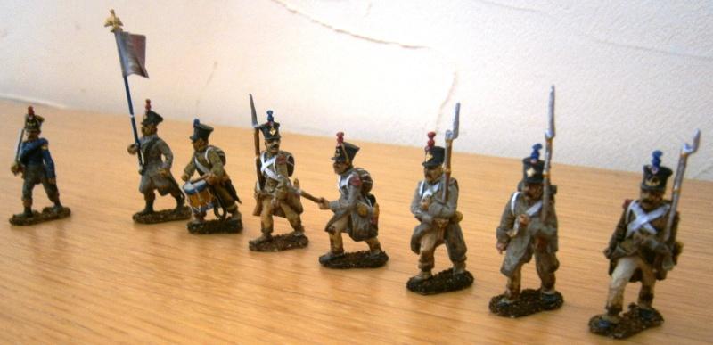 Nouvelle livraison : Les Marins de la Garde,l'infanterie en manteau et Murat . P2300010