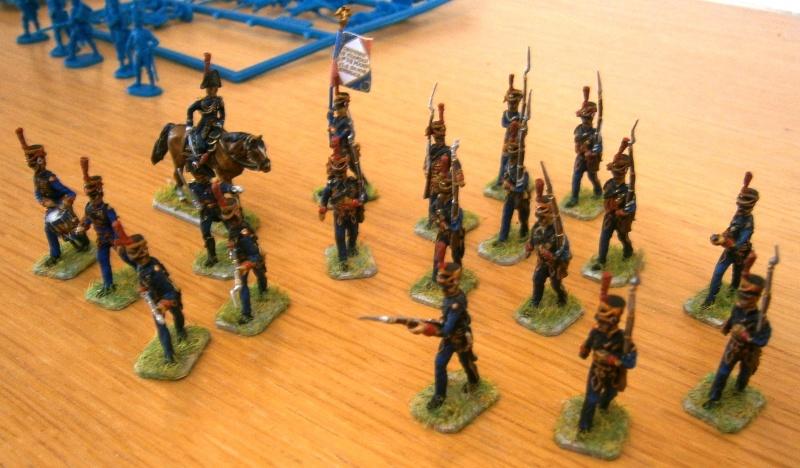 Nouvelle livraison : Les Marins de la Garde,l'infanterie en manteau et Murat . P3230012