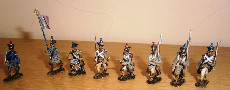 Nouvelle livraison : Les Marins de la Garde,l'infanterie en manteau et Murat . P3230013