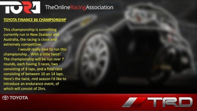 Toyota Finance 86 Championship *GAUGING INTEREST*  Toyota16