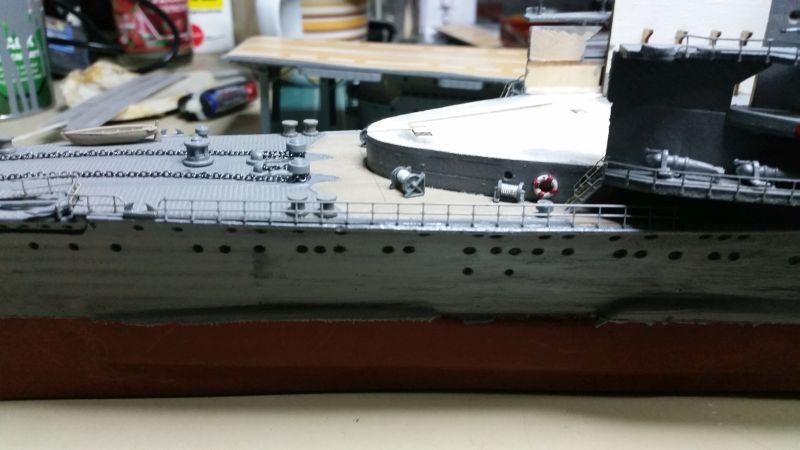 JPN Flugzeugträger AKAGI1:250 von DE AGOSTINI gebaut von Arrowsmodell - Seite 8 20160223