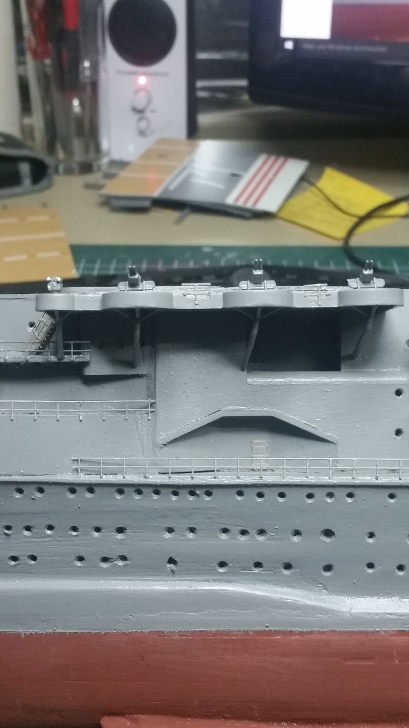 JPN Flugzeugträger AKAGI1:250 von DE AGOSTINI gebaut von Arrowsmodell - Seite 8 20160312