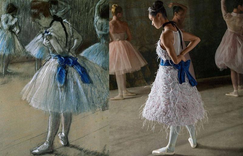Edgar Degas A12