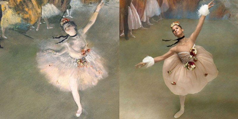 Edgar Degas A13