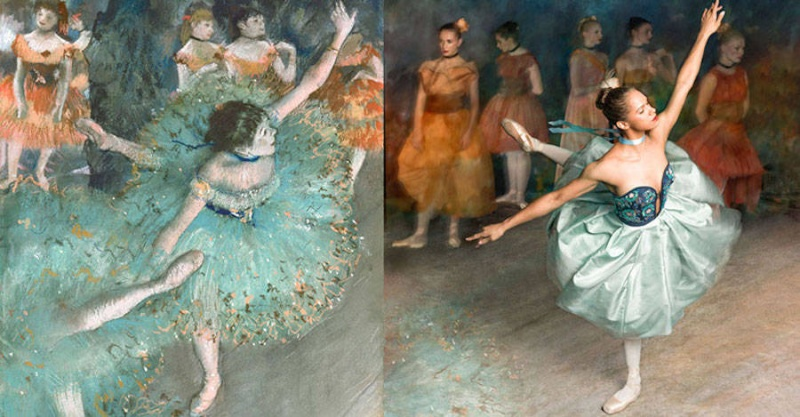 Edgar Degas A15