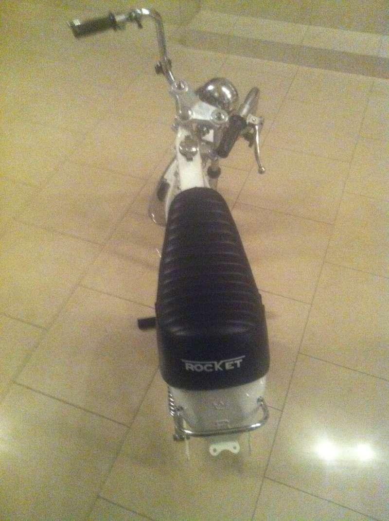 Restauration rocvale rocket 06110
