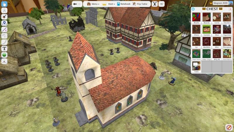 Tabletop Simulator : Jouez au fig devant votre pc Tablet10