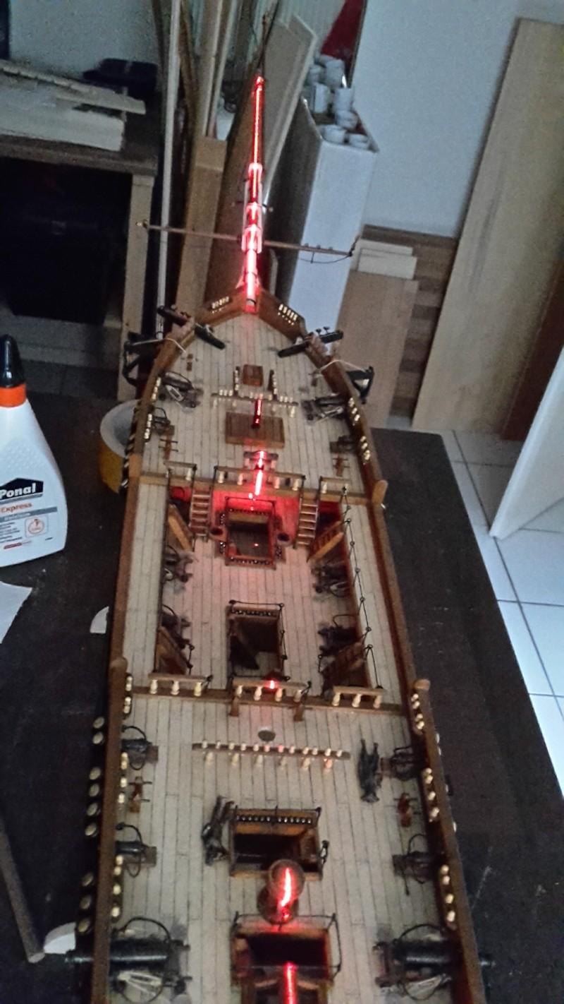 USS CONSTELLATION von Artesania Latina - Seite 9 20160211