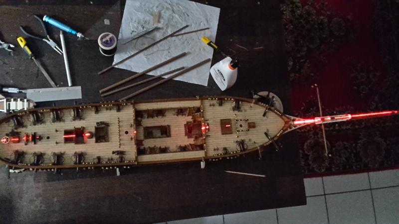 USS CONSTELLATION von Artesania Latina - Seite 9 20160214