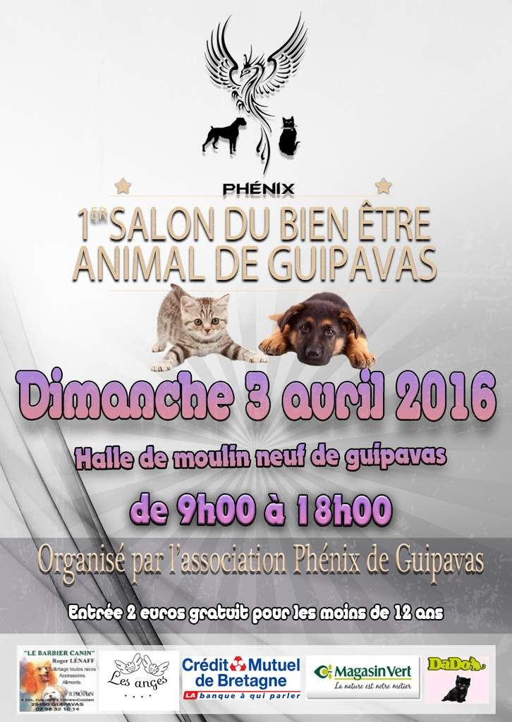 Salon du Bien-être animal  Ob_eed10