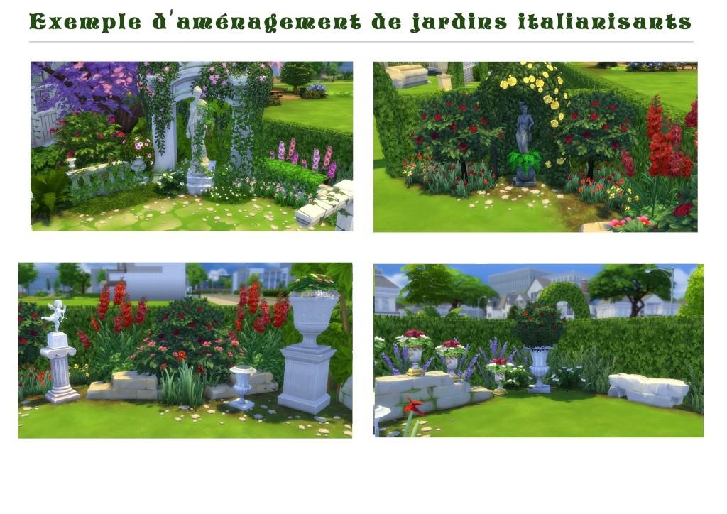 [Fiche] Les jardins victoriens Italia13