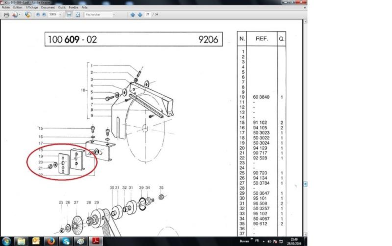 kity 609 demande cote. Kity6010