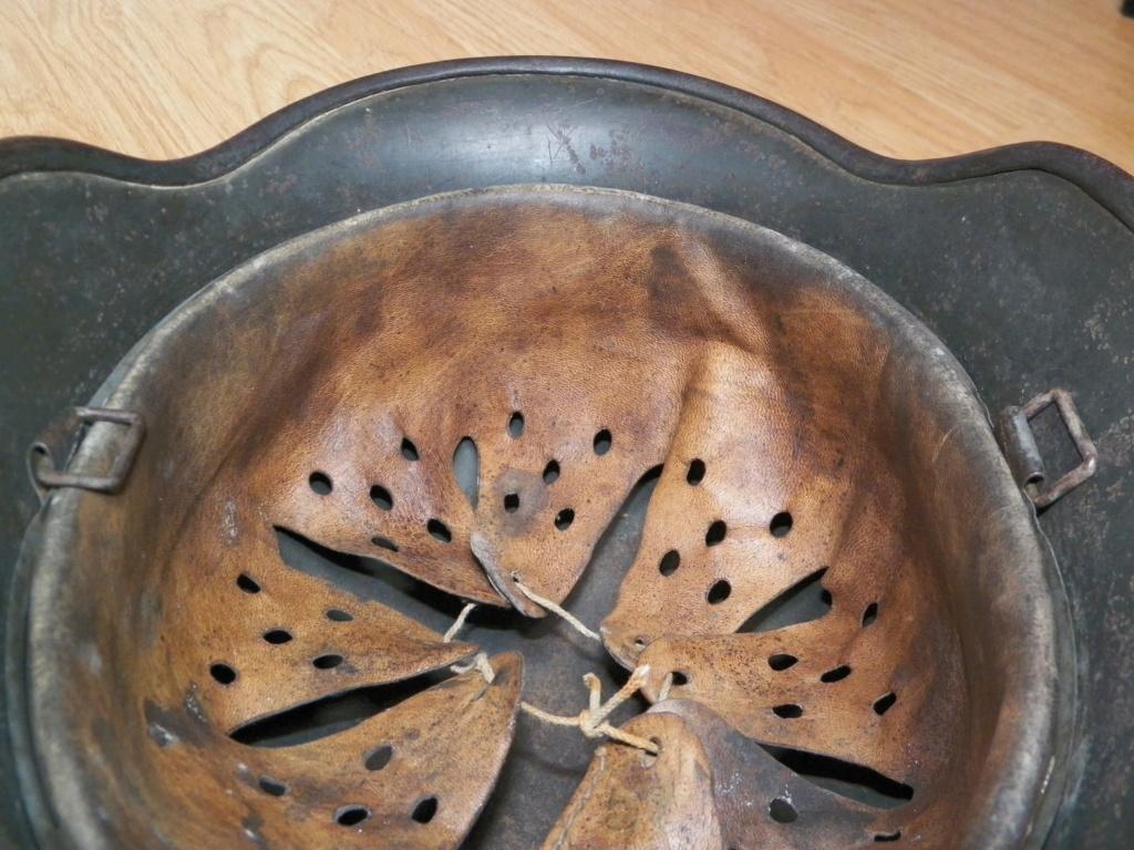 pour authentification casque waffen modèle 40 1115