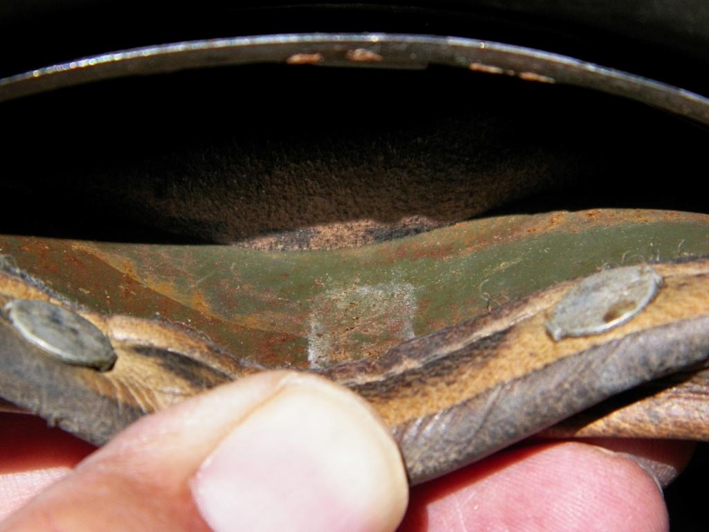 pour authentification casque waffen modèle 40 1116