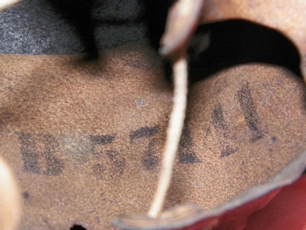 pour authentification casque waffen modèle 40 1215