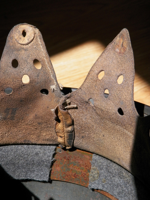pour authentification casque waffen modèle 40 1413