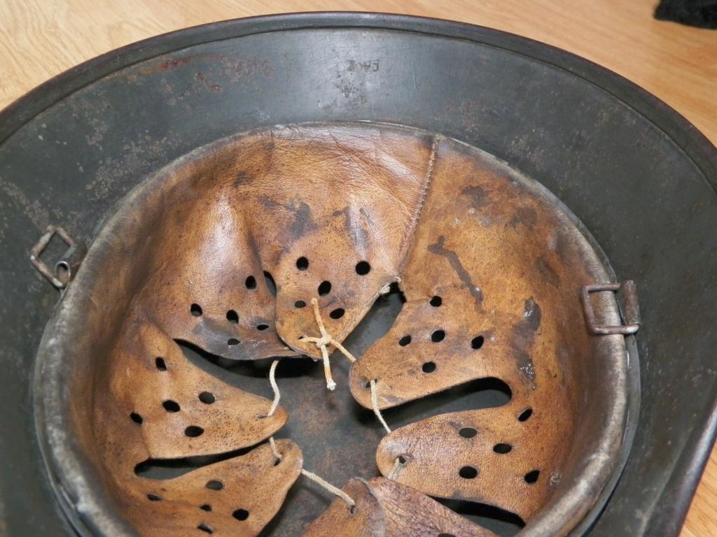pour authentification casque waffen modèle 40 1613
