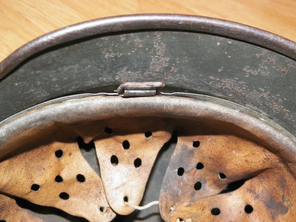 pour authentification casque waffen modèle 40 1811