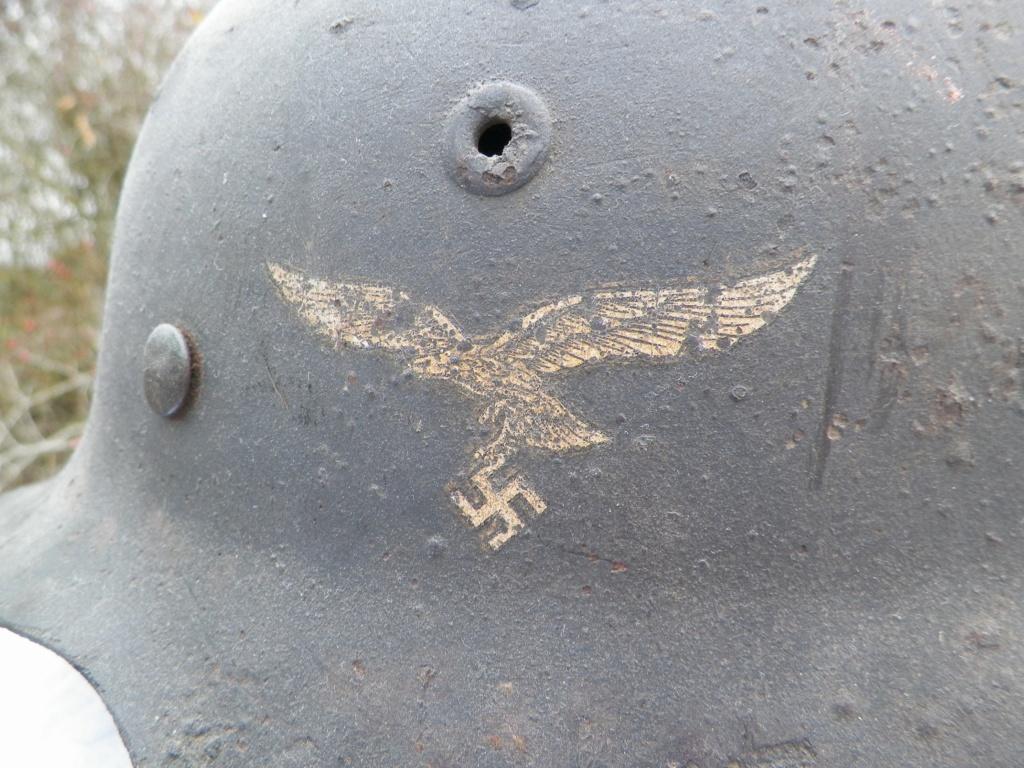 pour authentification casque Luft M42 ET66 325