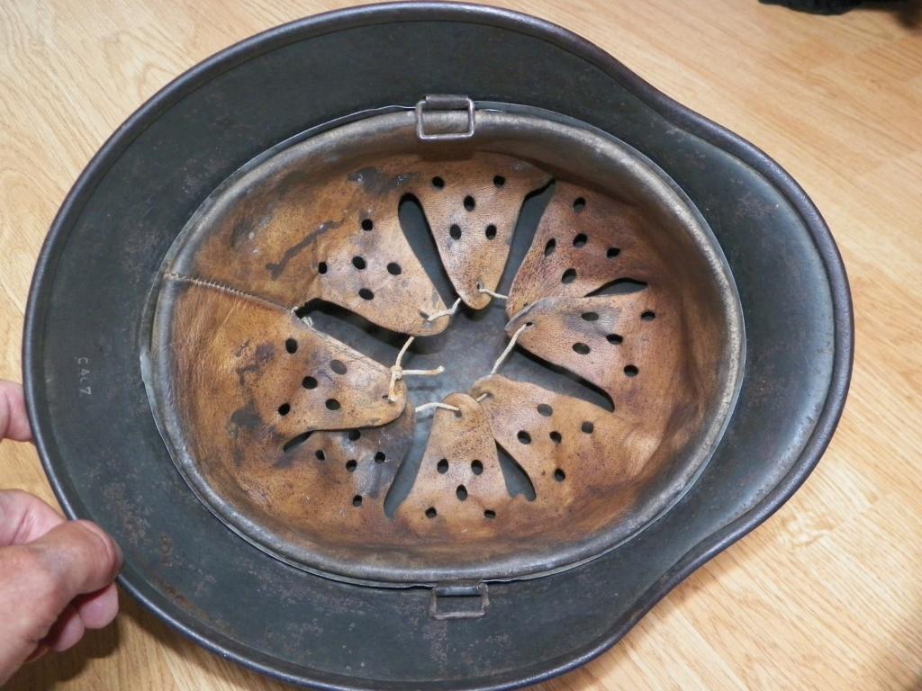 pour authentification casque waffen modèle 40 420