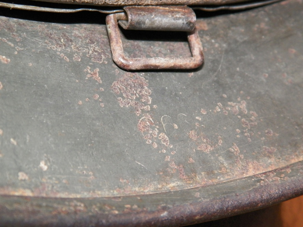 pour authentification casque waffen modèle 40 519